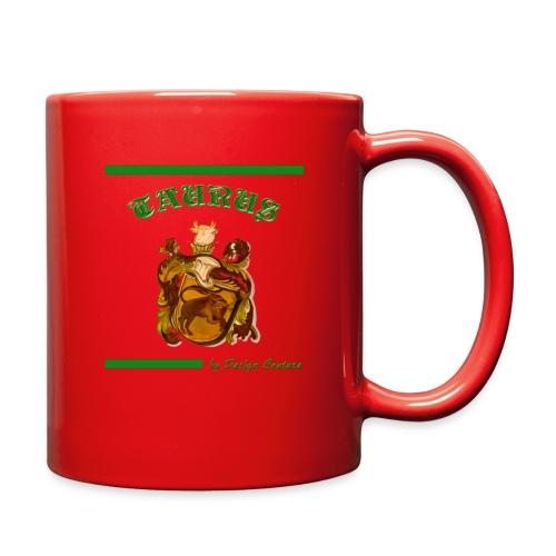 TAURUS GREEN - Full Color Mug