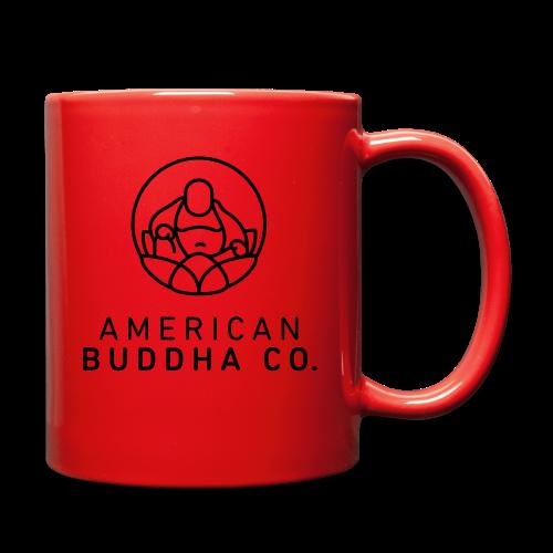 AMERICAN BUDDHA CO. ORIGINAL - Full Color Mug