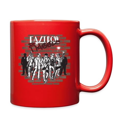East Row Rabble - Full Color Mug