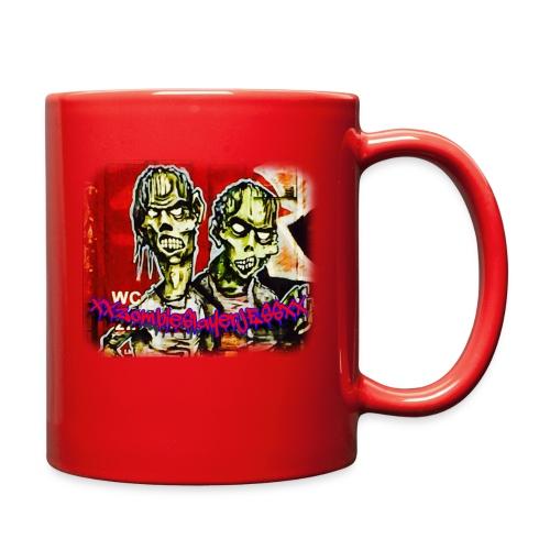 xxZombieSlayerJESSxx - Full Color Mug