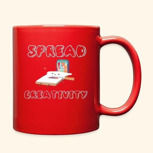 Spreading Creativity - Full Color Mug