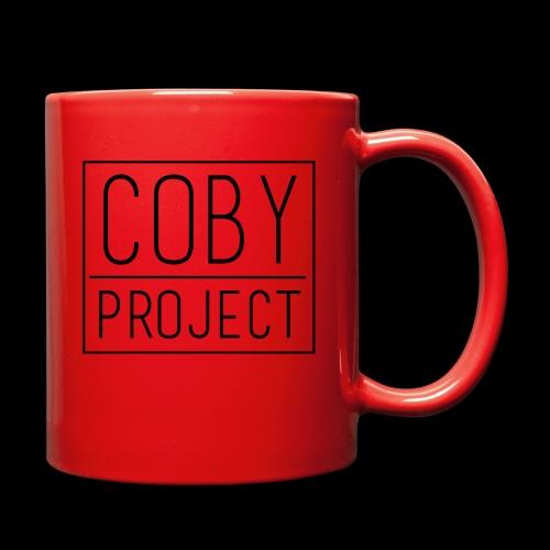 coby logo blk - Full Color Mug