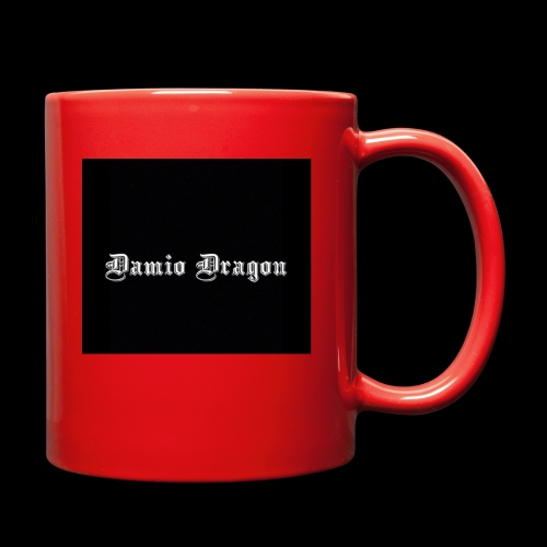 Dragonz Decor By : Damio Dragon - Full Color Mug