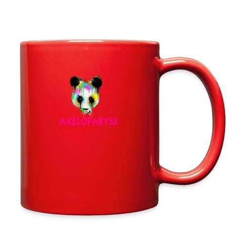 Axelofabyss panda panda paint - Full Color Mug