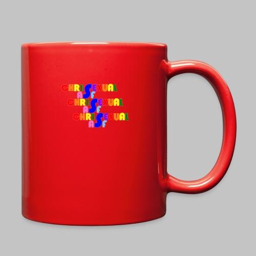 Chrisexual Trisexual - Full Color Mug