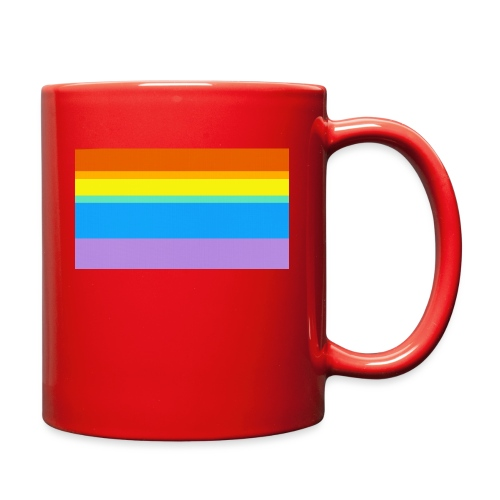 Modern Rainbow II - Full Color Mug