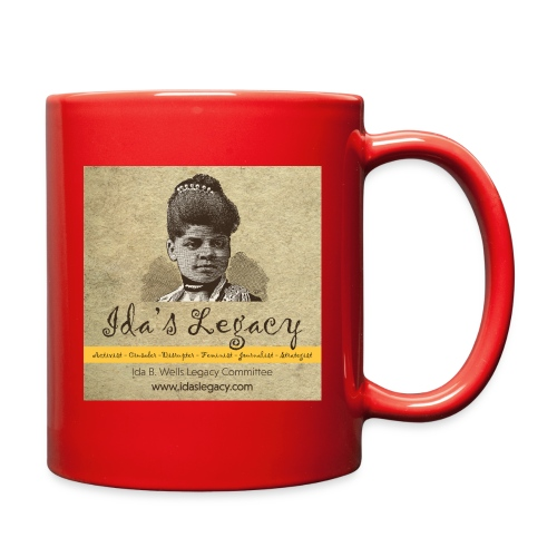 Ida's Legacy Full Color Art - Full Color Mug