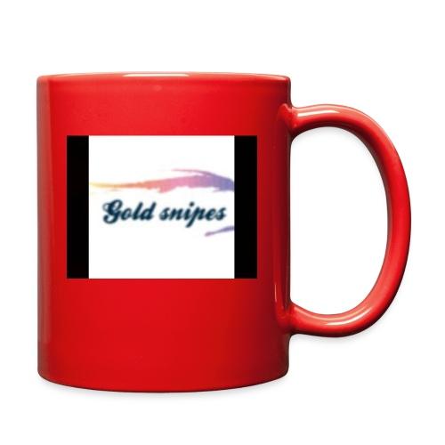 Kids Gold snipes Tshirt - Full Color Mug