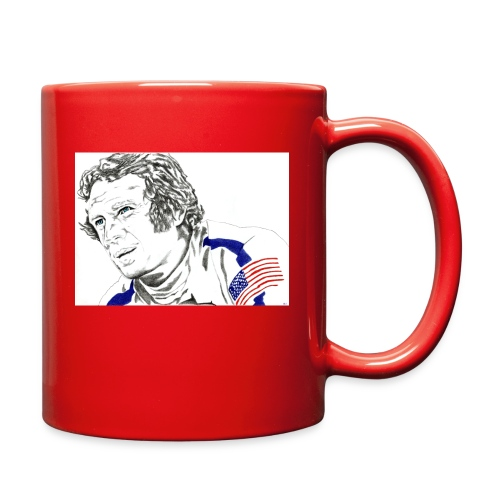 McQUEEN - Full Color Mug