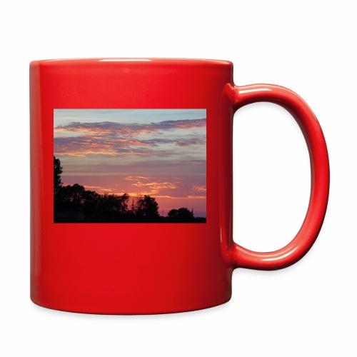 Sunset of Pastels - Full Color Mug