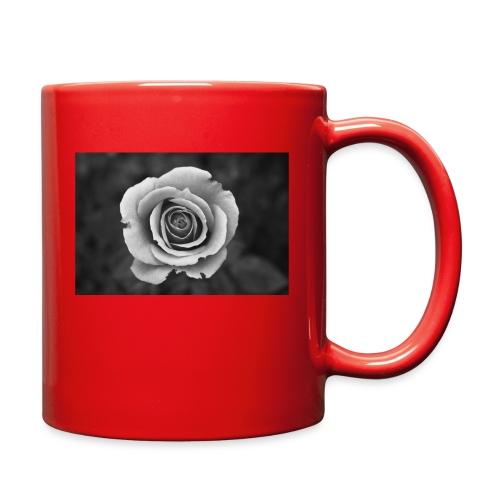 dark rose - Full Color Mug