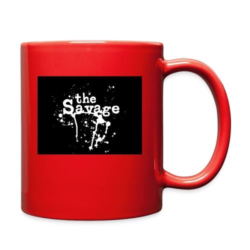 the savage - Full Color Mug