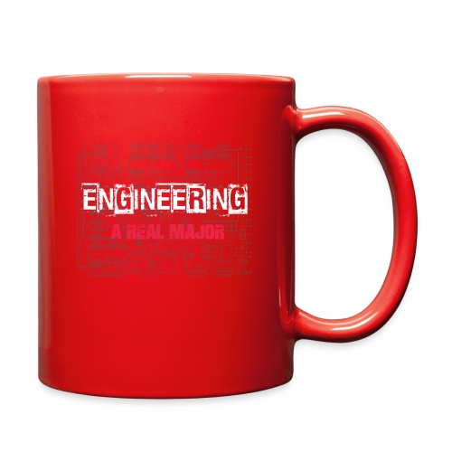 Electrical Engineering T Shirt - Full Color Mug