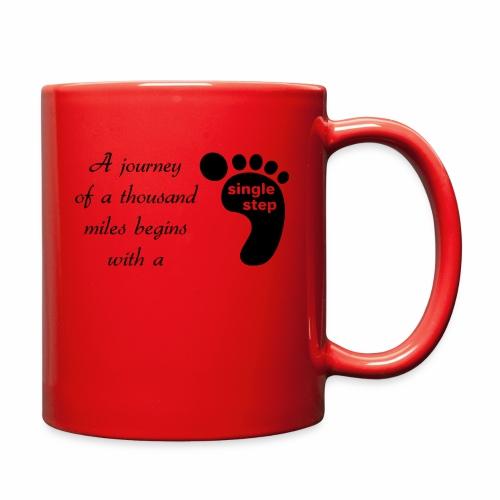 Single Step - Full Color Mug