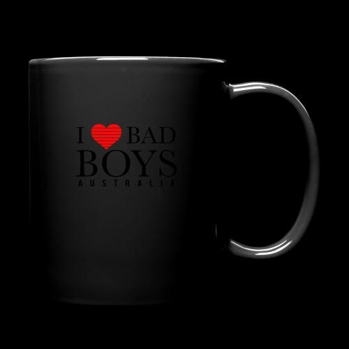 I LOVE BADBOYS - Full Color Mug