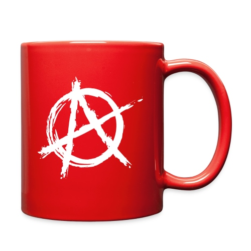 anarchy rebellion - Full Color Mug