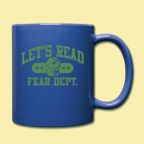 Athletic - Fear Dept. - Full Color Mug