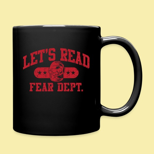 Athletic - Fear Dept. - RED - Full Color Mug
