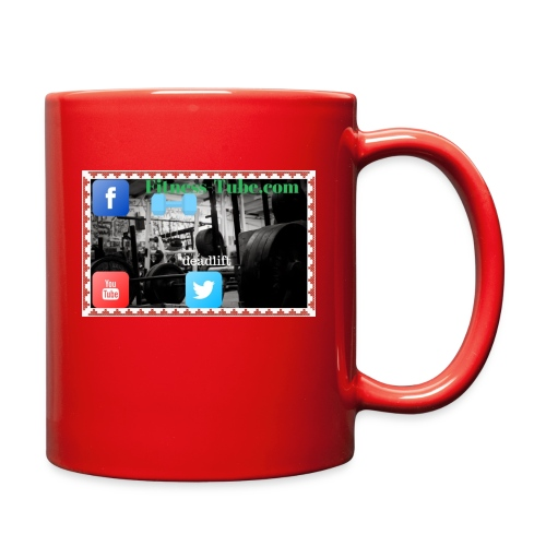 gym199 1 - Full Color Mug