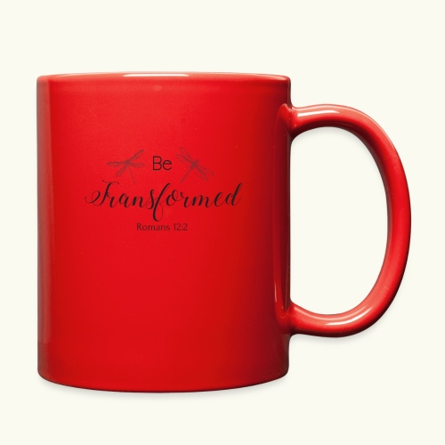 Be Transformed Shop - Full Color Mug