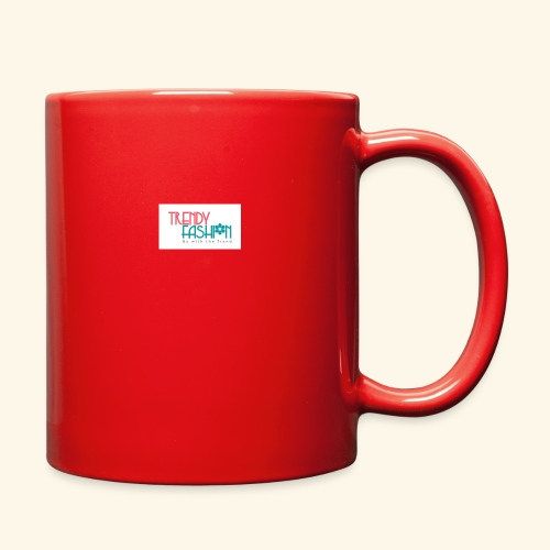 Trendy Fashions Go with The Trend @ Trendyz Shop - Full Color Mug
