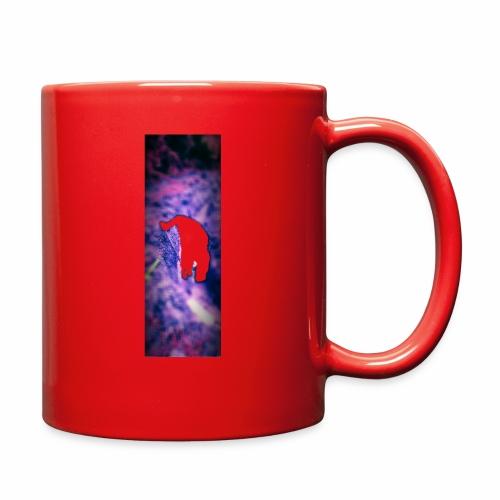 Shoveling - Full Color Mug