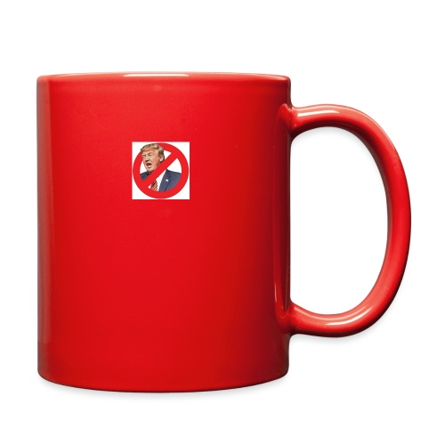 blog stop trump - Full Color Mug