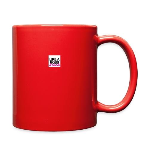 Like A Boss Bitch IPhone Case - Full Color Mug