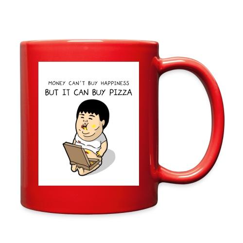 Pizza - Full Color Mug