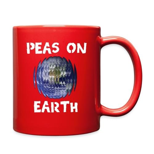 Peas on Earth! - Full Color Mug