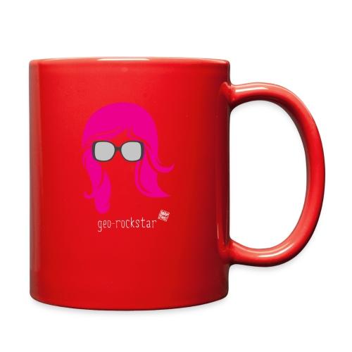 Geo Rockstar (her) - Full Color Mug