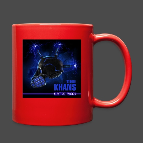 Electric Terror (Blue) - Full Color Mug