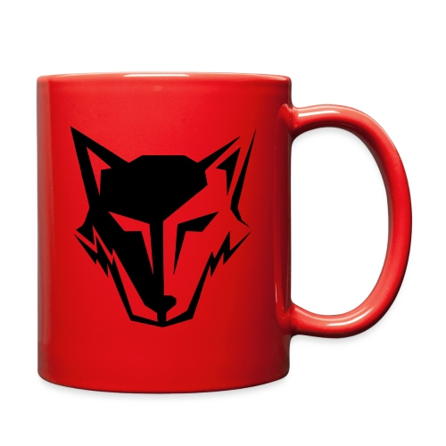 Alpha wolf - Full Color Mug