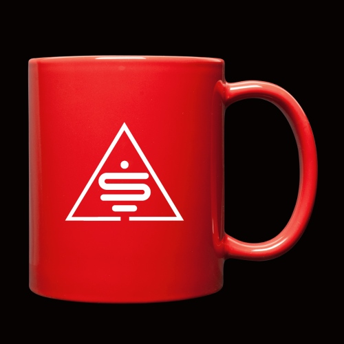 Logo blanc Sea of MInds - Full Color Mug