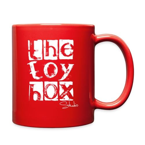 The Toy box Studio - White Logo - Full Color Mug