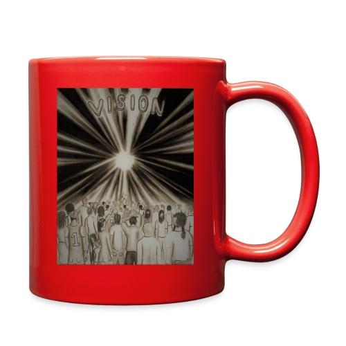 Black_and_White_Vision2 - Full Color Mug