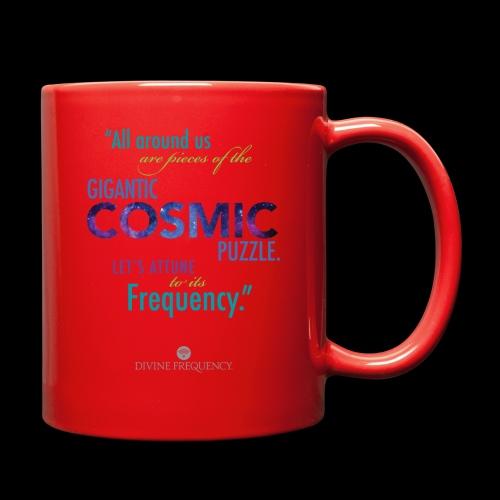 Cosmic Puzzle Mug - Full Color Mug