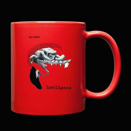 Lou Kelly - Hooligans Album Cover - Full Color Mug
