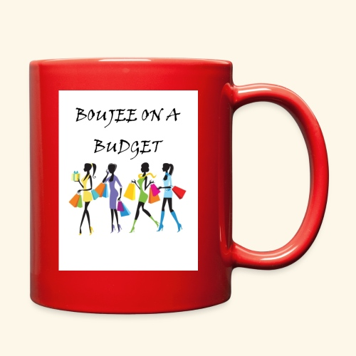 Boujee - Full Color Mug