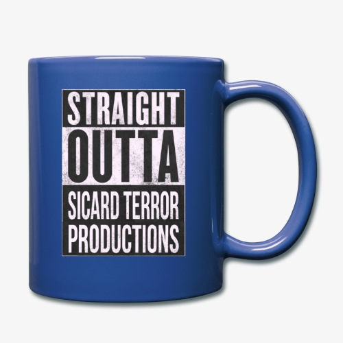 Strait Out Of Sicard Terror Productions - Full Color Mug