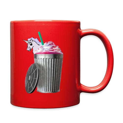 trash brigade unicorn - Full Color Mug