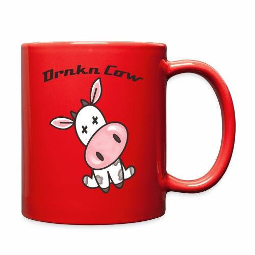 Classic Drunken Cow - Full Color Mug