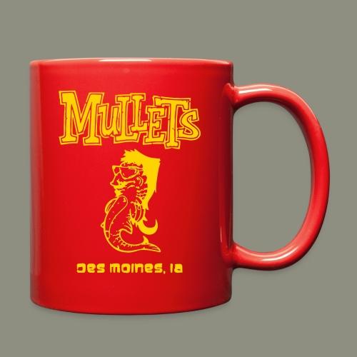 Mullets Color Series - Full Color Mug