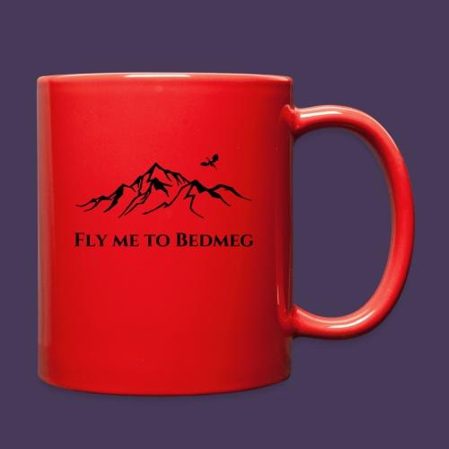 Fly Me To Bedmeg (black) - Full Color Mug