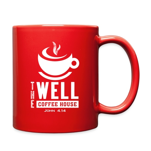 TWCH Verse White back - Full Color Mug