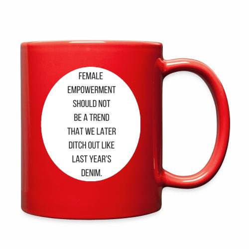 Female Empowerment - Full Color Mug