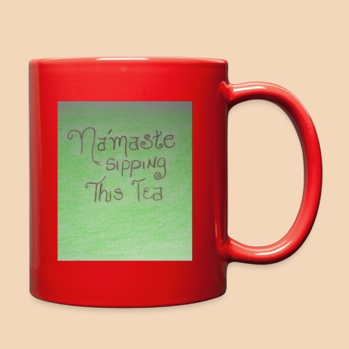 Na'maste Tea Mug - Full Color Mug