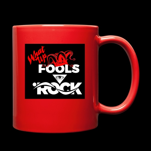 Fool design - Full Color Mug
