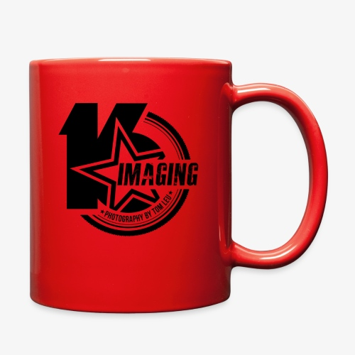 16IMAGING Badge Black - Full Color Mug