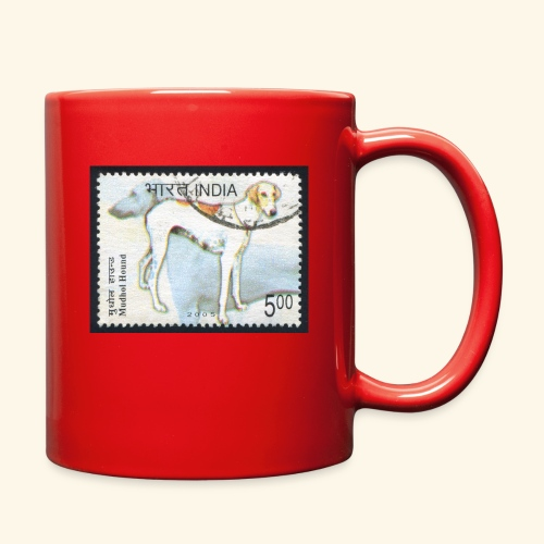 India - Mudhol Hound - Full Color Mug